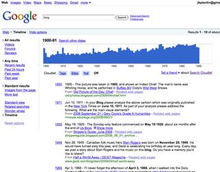 Timeline-google-blog