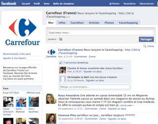 Carrefour-france-facebook